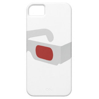 3d of glasses iPhone SE/5/5s case