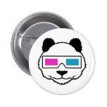 3D Panda Buttons