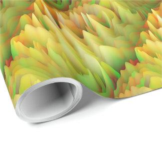 3D papel de embalaje de las opciones del arte Papel De Regalo