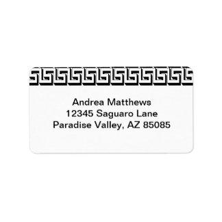 3D Pattern Label