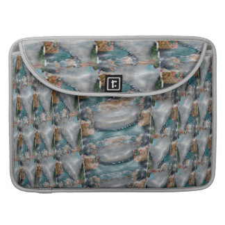 3d Pearl Precious Stone Collection Sleeve For MacBook Pro