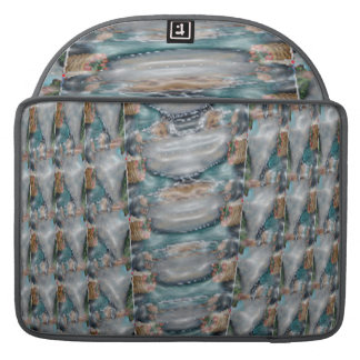 3d Pearl Precious Stone Collection MacBook Pro Sleeves