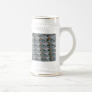 3d Pearl Precious Stone Collection Coffee Mugs