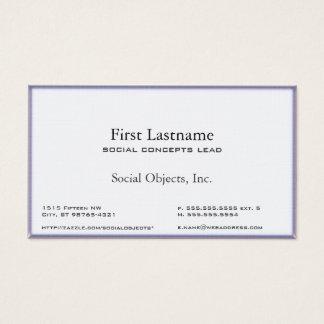 3D Pearl Serif American Garamond Gothic Template Business Card