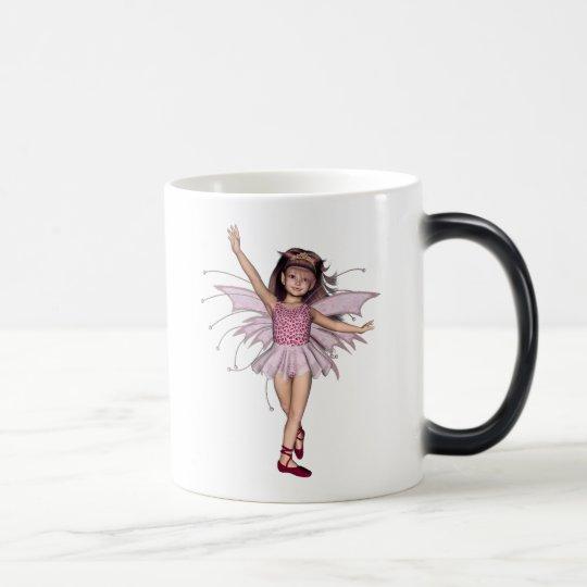 3D Pink Pixie 1 Magic Mug