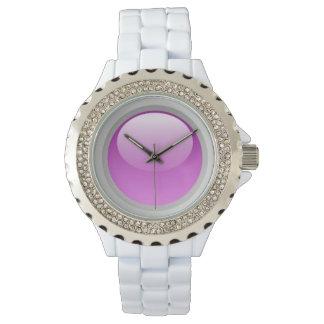 3D Pink Wristwatches
