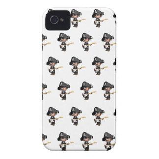 3d Pirate Guitarist Case-Mate iPhone 4 Case
