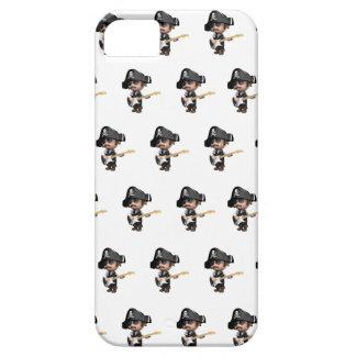 3d Pirate Guitarist iPhone SE/5/5s Case