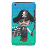 3d Pirate Movies! Barely There iPod Cases