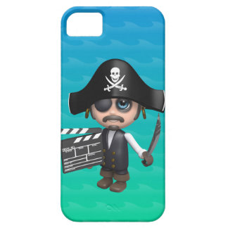 3d Pirate Movies! iPhone 5 Case