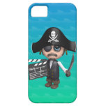 3d Pirate Movies! iPhone 5 Cases