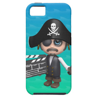 3d Pirate Movies! iPhone 5 Cover
