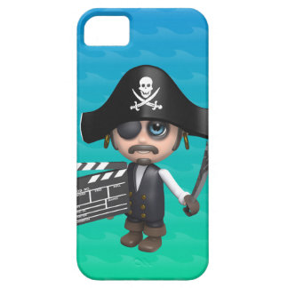 3d Pirate Movies! iPhone 5 Covers