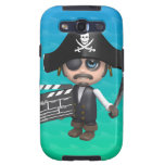 3d Pirate Movies! Samsung Galaxy SIII Cover