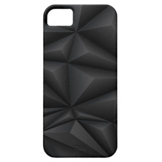 3D Polygons iPhone SE/5/5s Case
