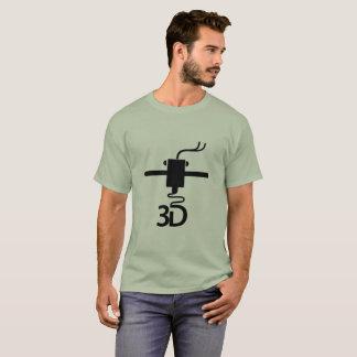 3D Print T-Shirt