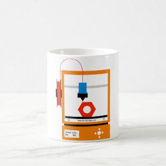 3D Printing Coffee Mug