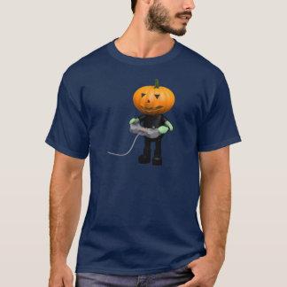3d-pumpkinhead-videogame T-Shirt
