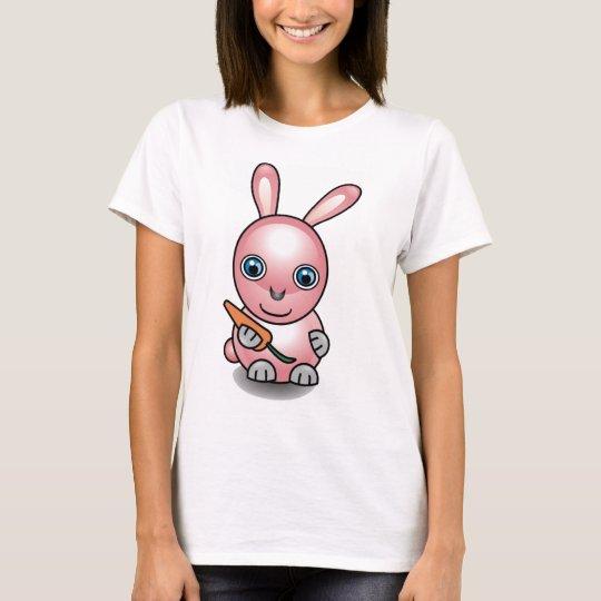 3D Rabbit T-Shirt