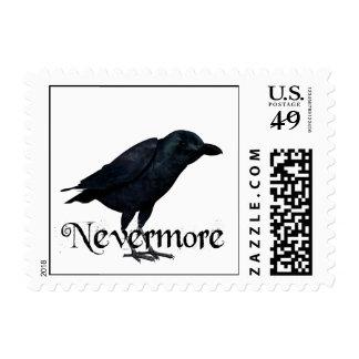 3D Raven nunca más Franqueo