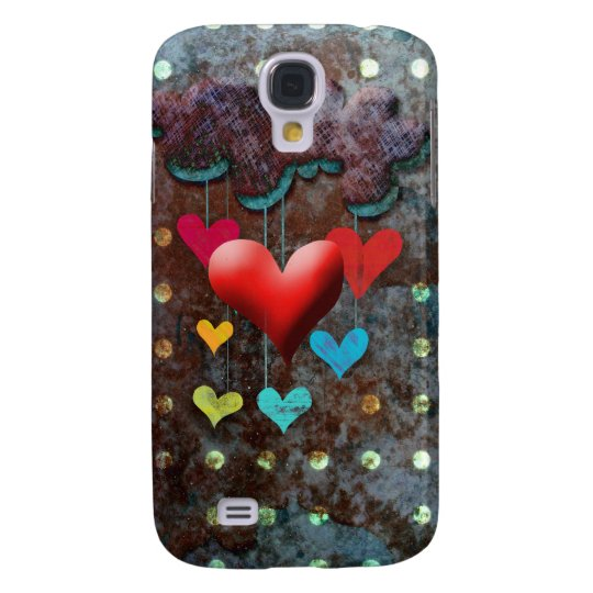 3d Red Heart 3g Iphone Case