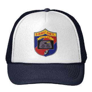 3d RRU Det 1 Trucker Hat