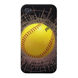 3D Shatter Baseball iphone Case