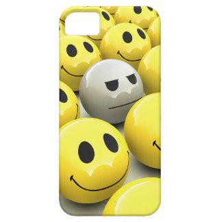 3d smiley amarillos marzo iPhone 5 carcasas