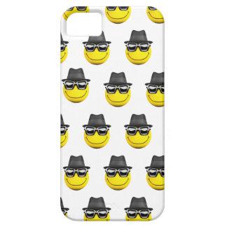 3d Smiley Blues Guy iPhone SE/5/5s Case