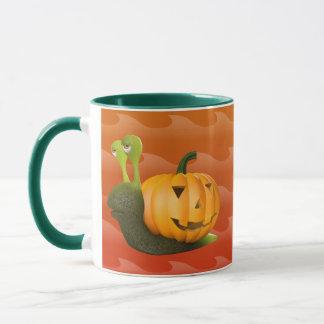 3d-snail-pumpkin mug