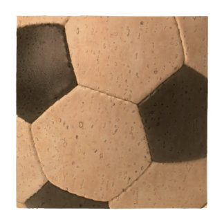 3D soccer ball Beverage Coasters