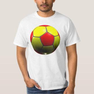 3D SOCCER BALL TEE SHIRT