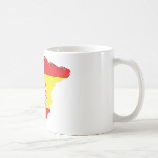 3D Spain Coffee Mug