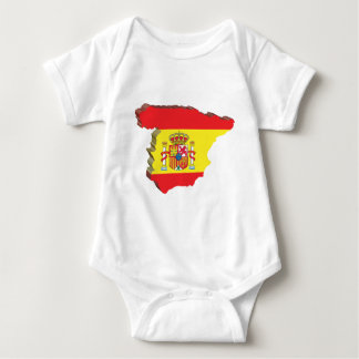 3D Spain Tee Shirts