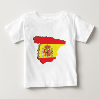 3D Spain Tshirt