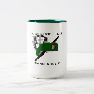 3D SPECIAL FORCES GROUP MUG