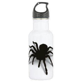3D Spider 18oz Water Bottle