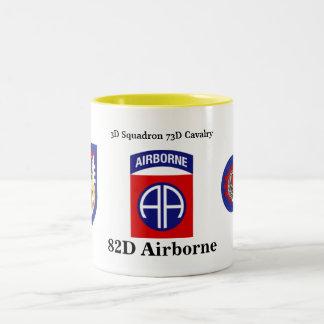 3D Squadron 73D Cavalry 82D Abn Mug