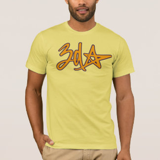 3d Star T-Shirt