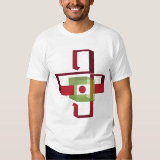 3D Support Japan T-shirt