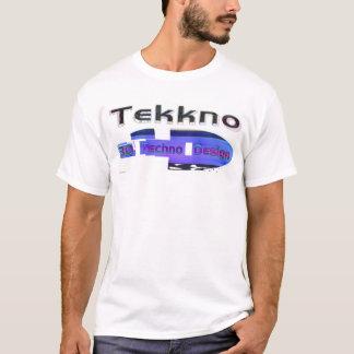3d techno design 3a (app) T-Shirt