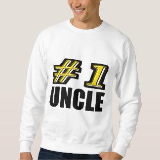 3D tío del número uno Suéter