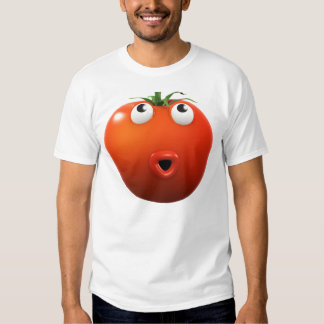3d Tomato surprise! (Any Color U Like) Tee Shirt