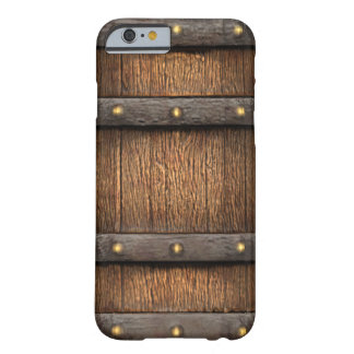 3d Treasure Chest Lid Barely There iPhone 6 Case