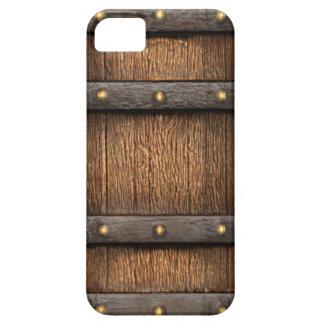 3d Treasure Chest Lid iPhone 5 Case