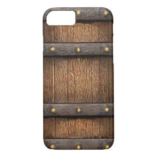 3d Treasure Chest Lid iPhone 7 Case