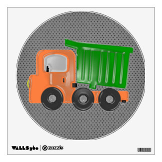 truck wall decals amp wall stickers zazzle full colour monster truck wall decal car wall art sticker