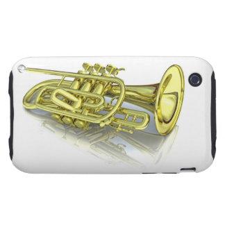 3d trumpet iPhone 3 tough case