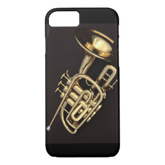 3d trumpet iPhone 7 case