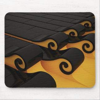 3d_tsunami_roll_wallpaper_3d_models_3d_wallpaper_2 mouse pad